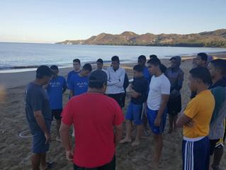 Se Acuartela la Pre Selección de Playa en Añasco