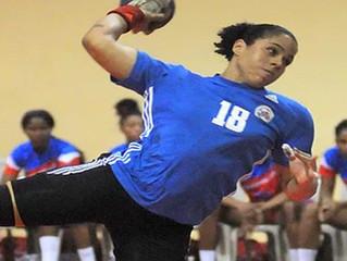 Oro en el balonmano femenino en el NORCA