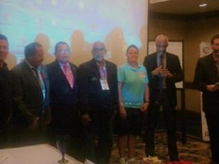 Se realizó el Congreso de la Conf. Centroamericana y del Caribe con elecciones