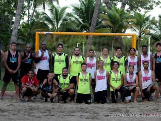 Gana el Colegio de Mayagüez en el Balonmano Playa
