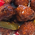 Meatballs with Sweet and Sour