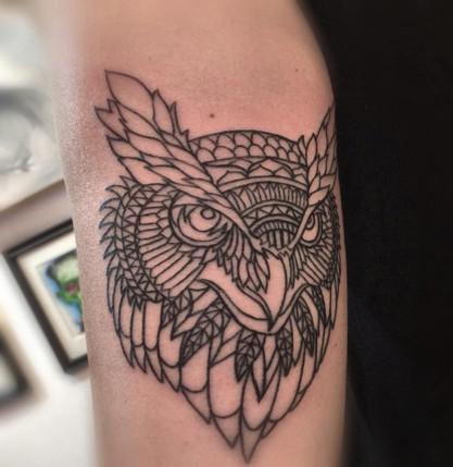 Gordon - Psychedelic Owl