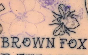 One Must Bee Prepared To Tattoo
