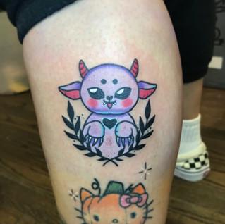 Elenaxsakura cute devil bear color