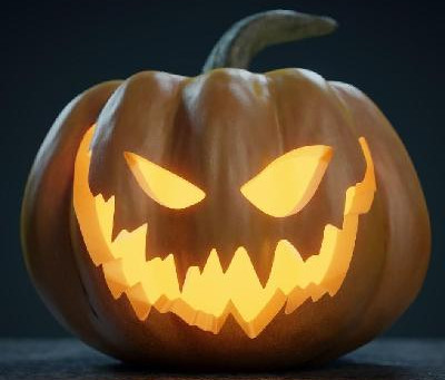 Happy Halloween! We will be partially closed due to a haunting on the premises.