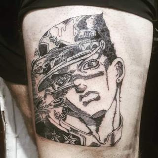 Jotaro Manga Jojo