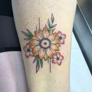 elenaxsakura floral delicate fine line