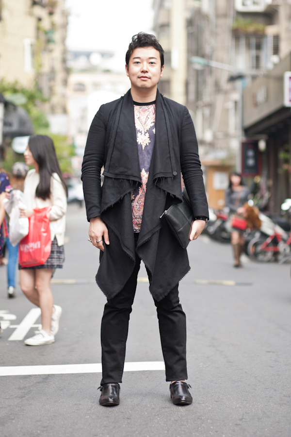 Taipei street fashion