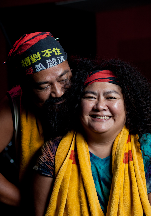 Panai & Babou, Taiwanese singers