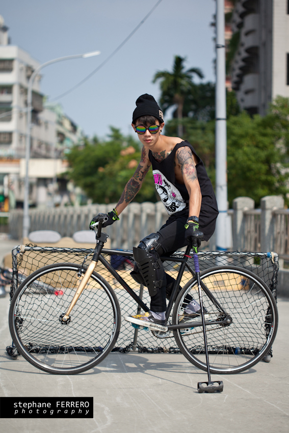 GloryC Bike Polo Team