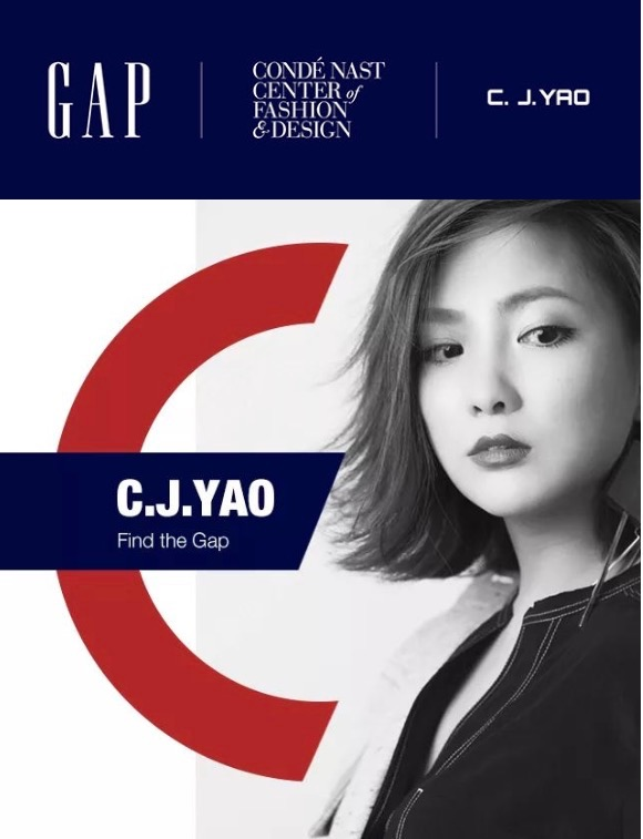 CJ YAO Chinese fashion designer