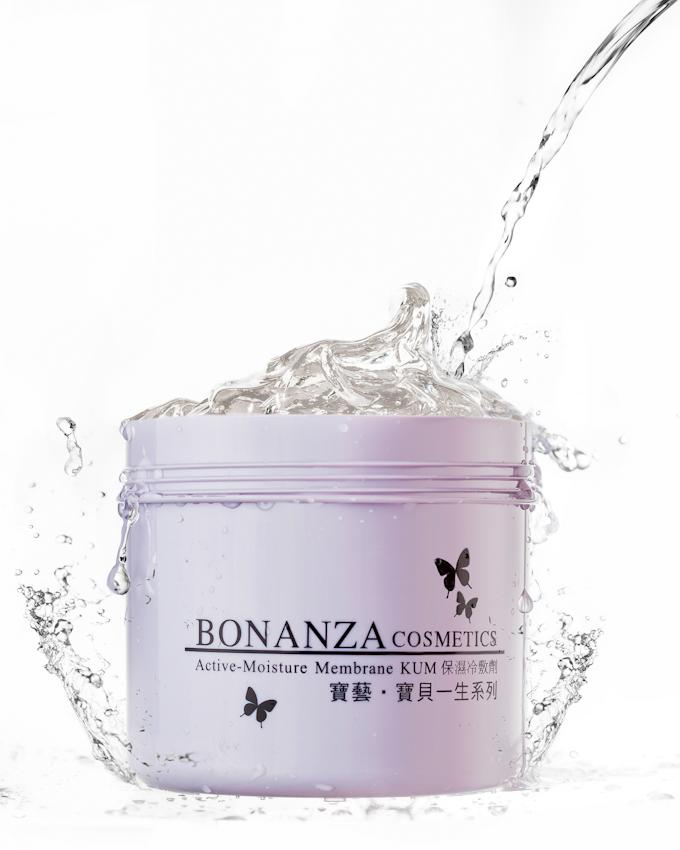 Bonanza - 寶藝 advertizing