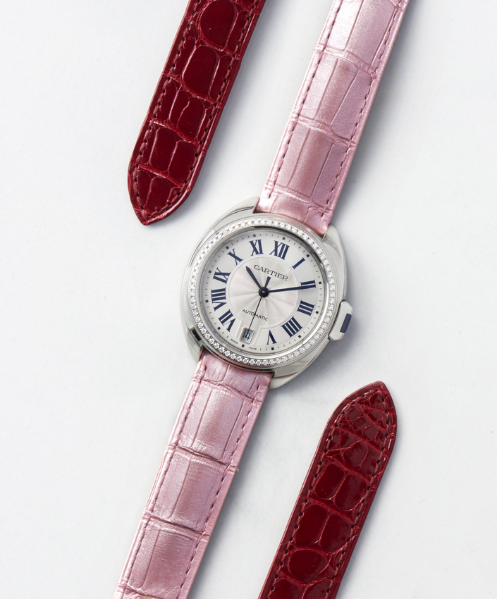 Clé for Cartier