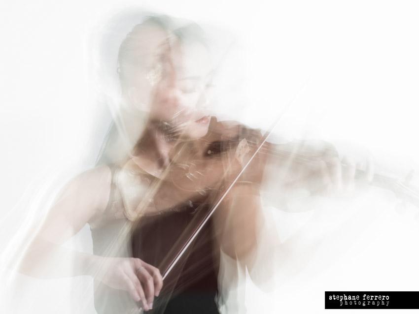 Adele Hu - Taiwanese violonist