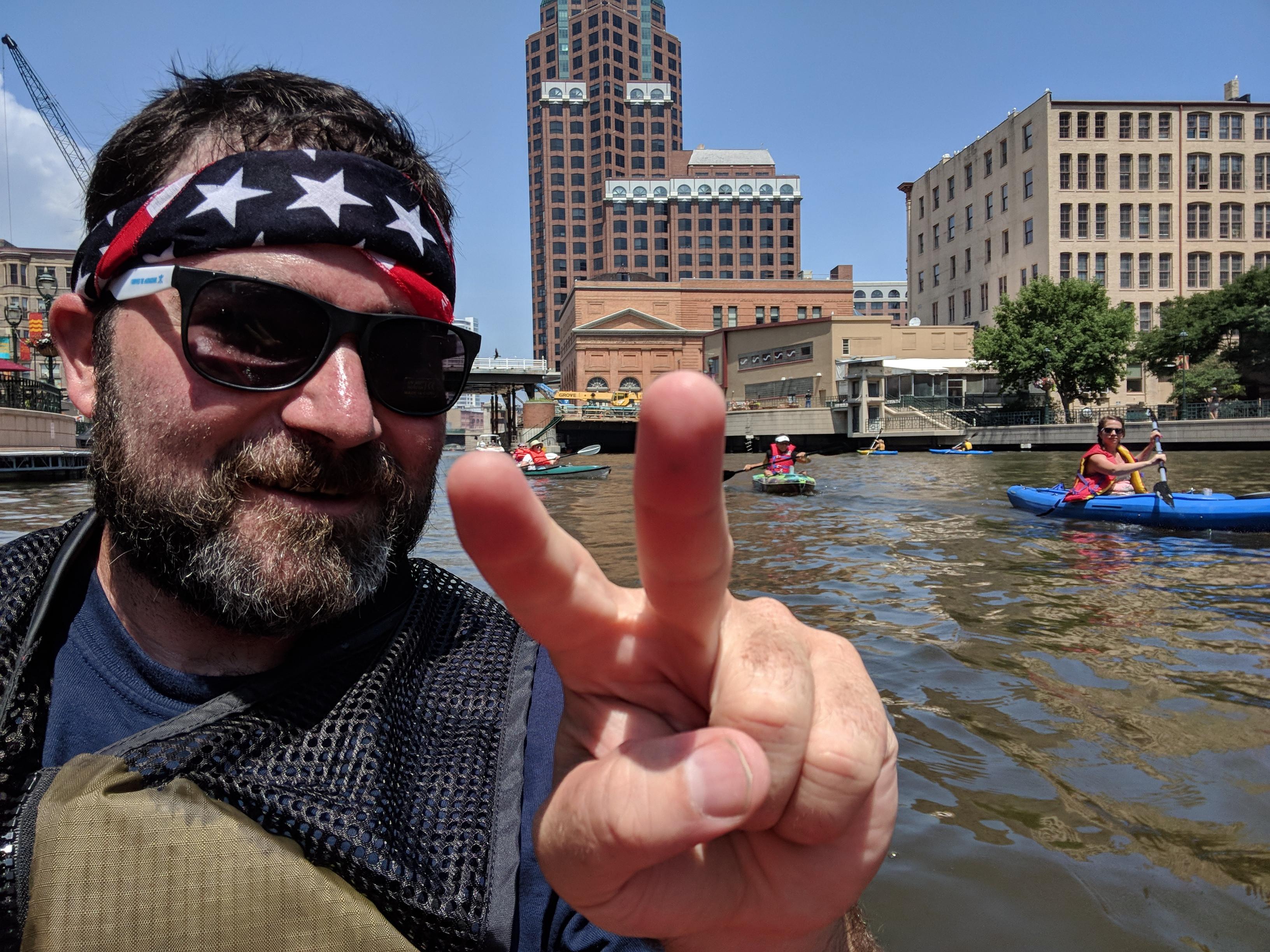 Great American Kayak Crawl (Guided)