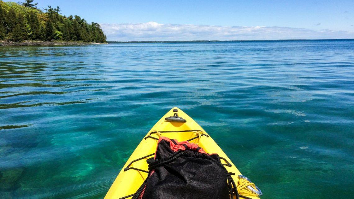 Lake Country Kayak Crawl