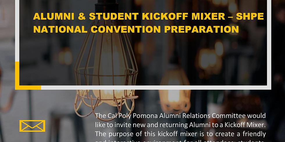 Fall Alumni & Student Mixer