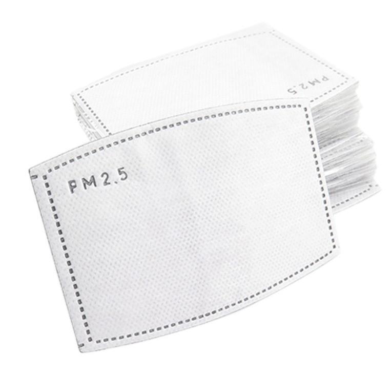 PM2.5 Aktivkohlefilter Carbon Filtereinsatz