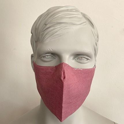 Gesichtsmaske Filter Nasenbuegel Pink.jp