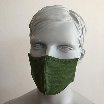 Befeni Kindermaske Gruen