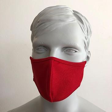Befeni Kindermaske Rot