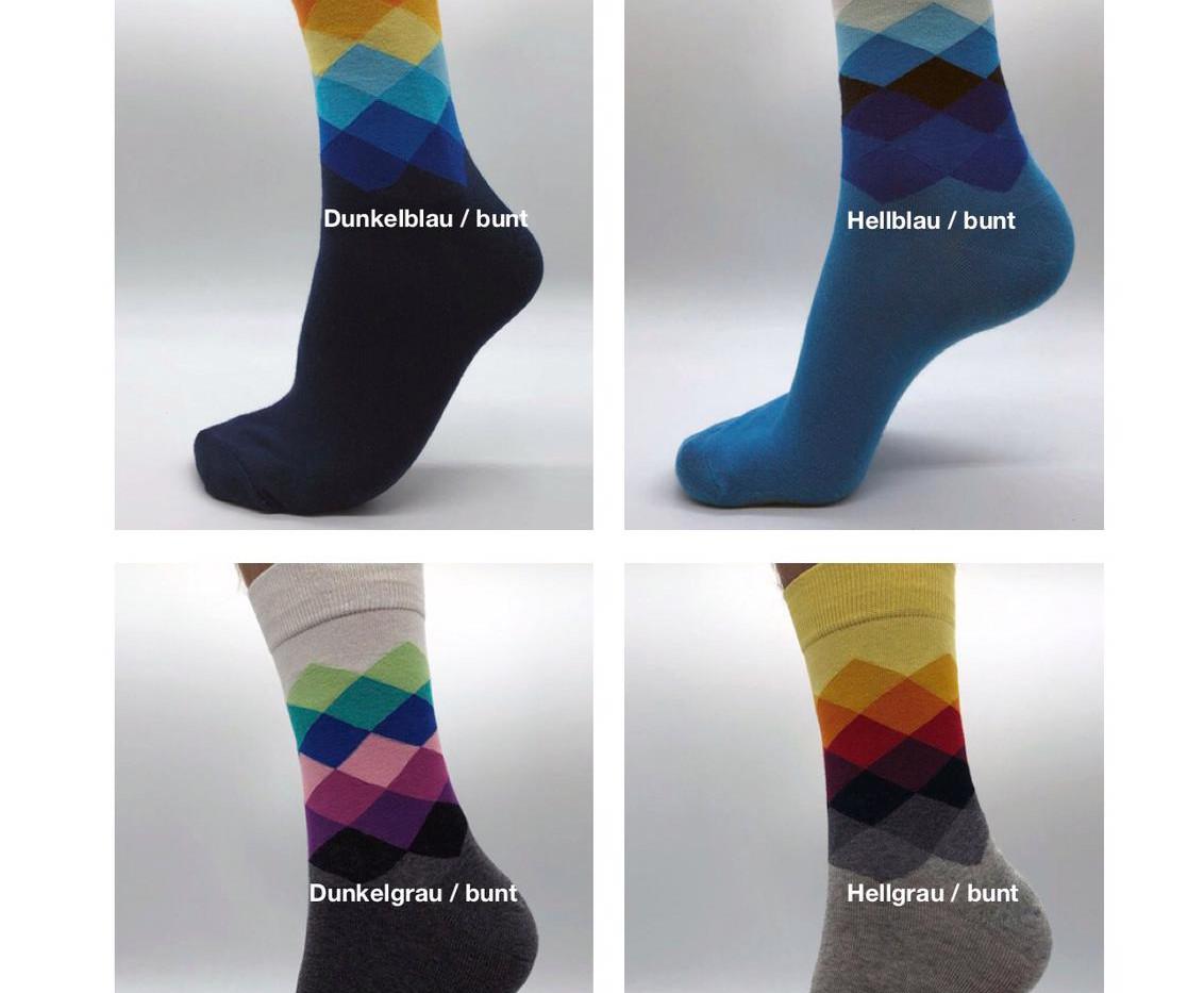 Bunte Socke - Befeni Socken
