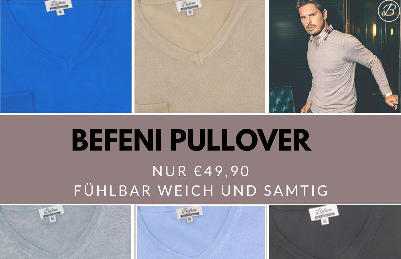 Der Befeni Pullover