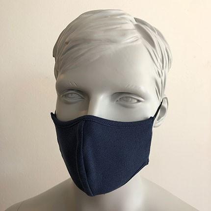 Befeni Kindermaske Blaugrau