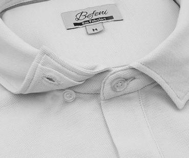 Befeni Poloshirt White / Weiß