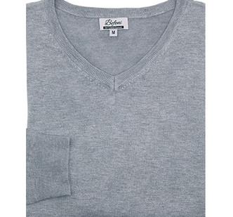 Der Befeni Pullover Stone / Grau