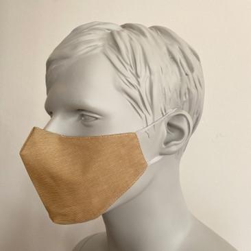 Befeni Maske Filter Nasenbuegel Caramell