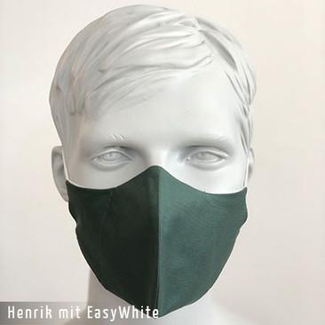 Befeni Gesichtsmaske - Henrik mit EasyWhite
