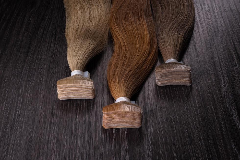 Haarverlängerung Tapes