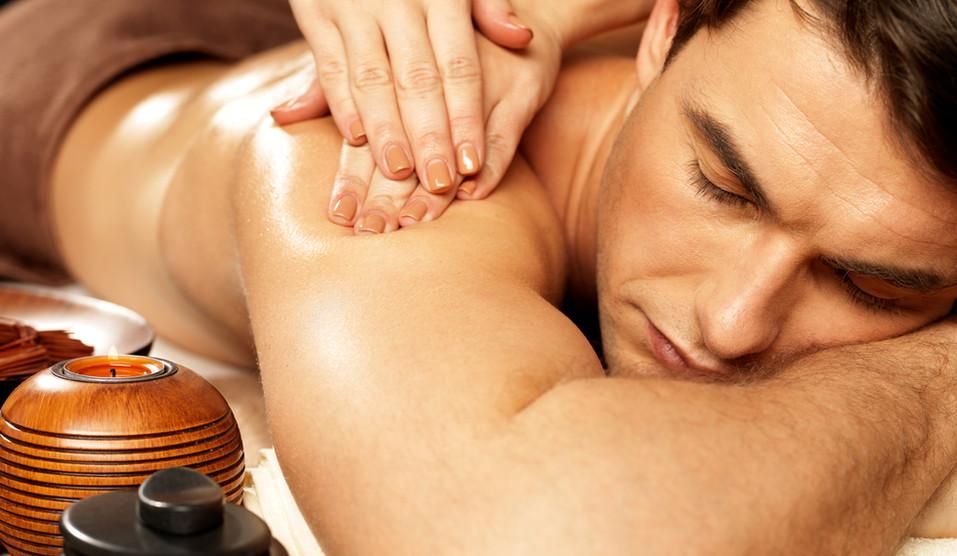 Kosmetik und Massage