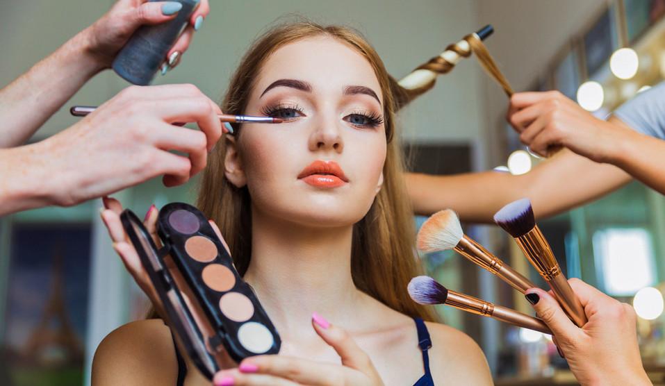 Make up _ Kosmetik