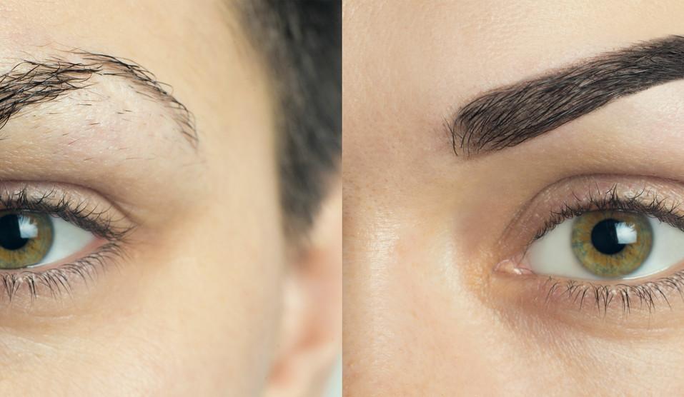 Kosmetik_ Augenbrauen