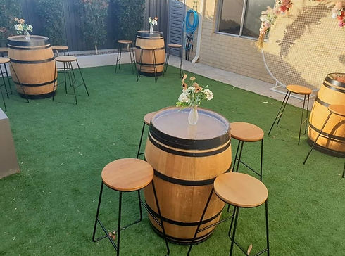 wine-barrel-cocktail-tables-party hire-p