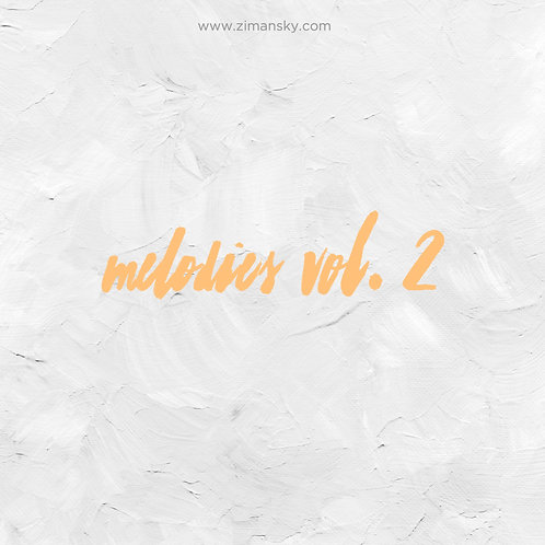 MELODIES VOL. 2
