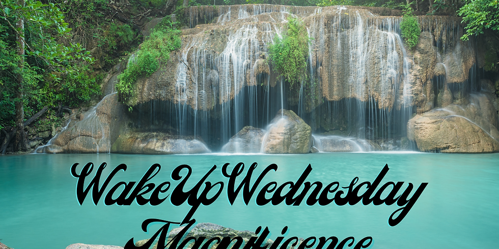 Wake Up Wednesdays: ~ March ~ Magnificence  (1)