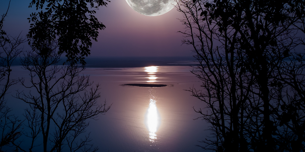 October Full Moon ~ Hunters Moon Energy Clearing