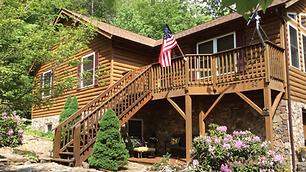 Hawksnest Cabin