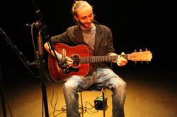 Recording at l'Abri