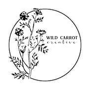 Wild Carrot Creative Logo