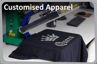 Customised Apparel