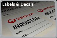 Labels & Decals