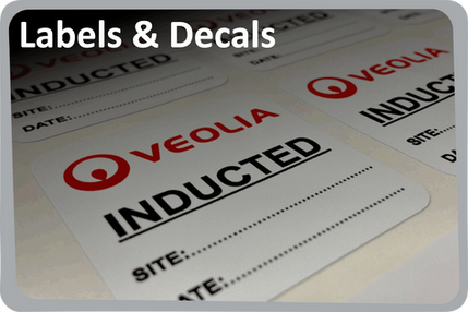 Labels & Decals