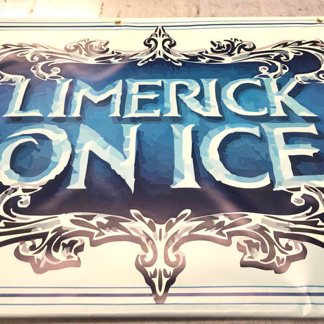 Limerick on Ice Banner