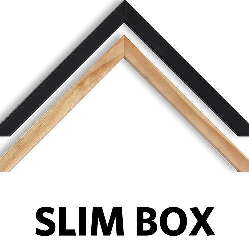 Slim Box Custom Framing