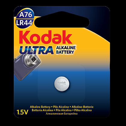 A76/LR44 Button Battery