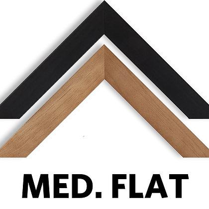 Medium Flat Custom Framing
